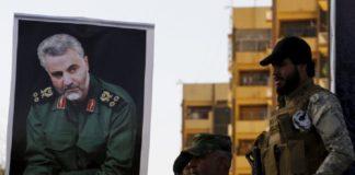 Quds Force commander Qassem Soleimani