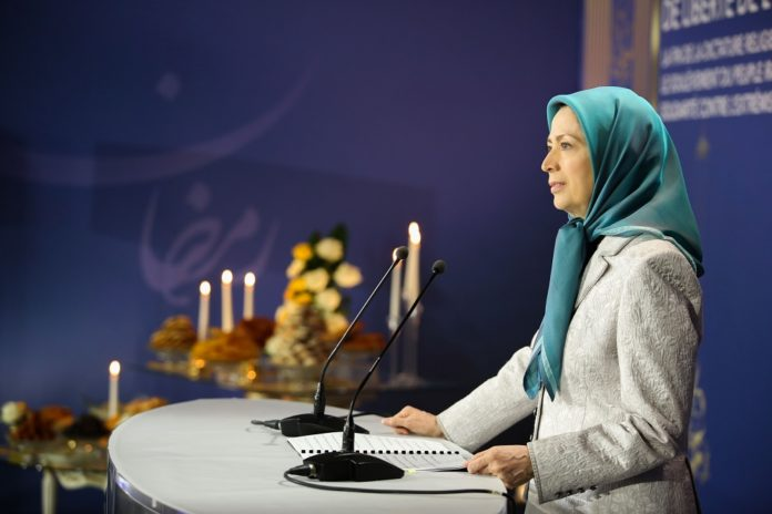 """Maryam Rajavi: A future Iran would be """"at peace with all nations"""" and so would neither want nor need a nuclear program"""