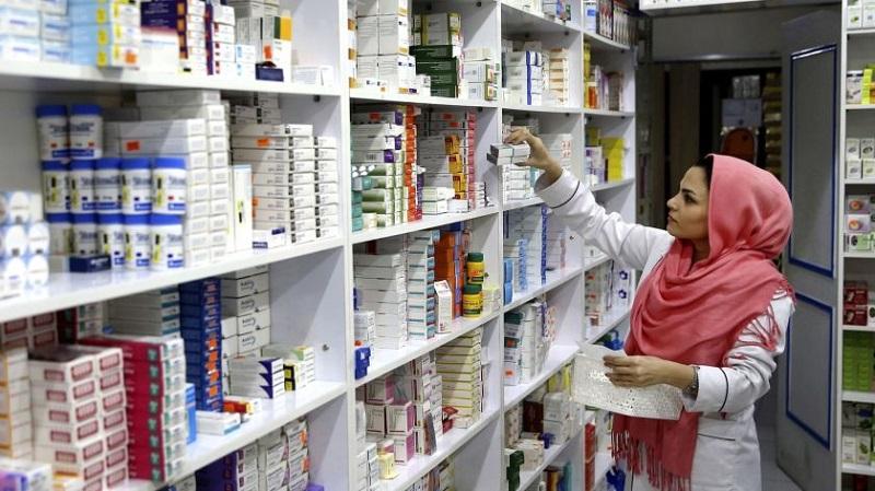 medicine shortage in Iran