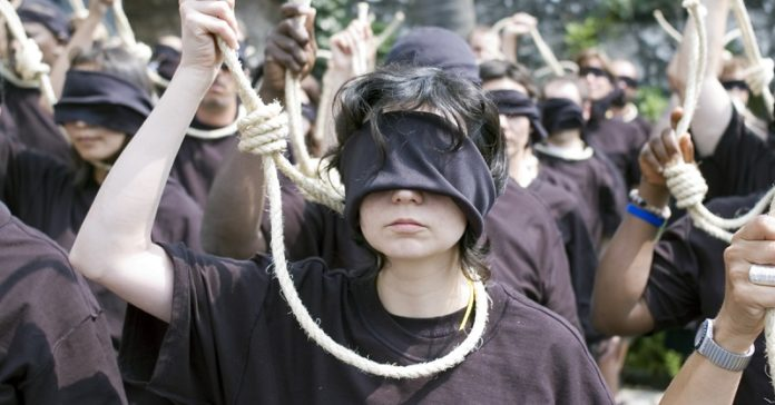 Iran executed seven child offenders in 2018