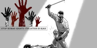 Human rights violation in Iran