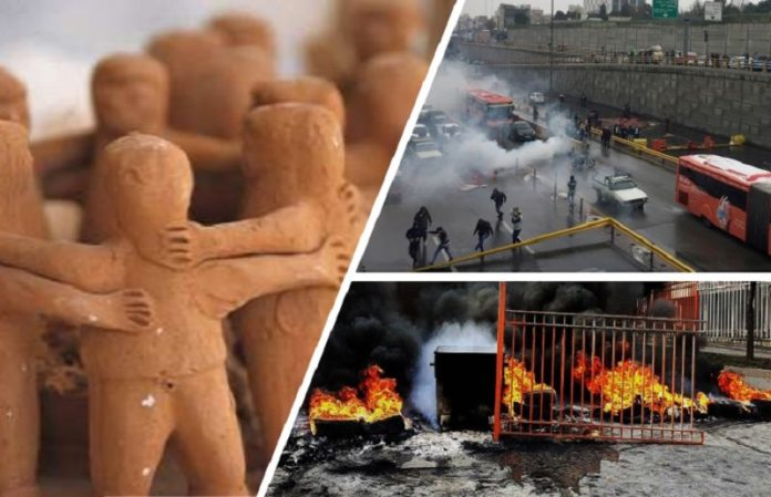 Iranian people 2019 protests world support