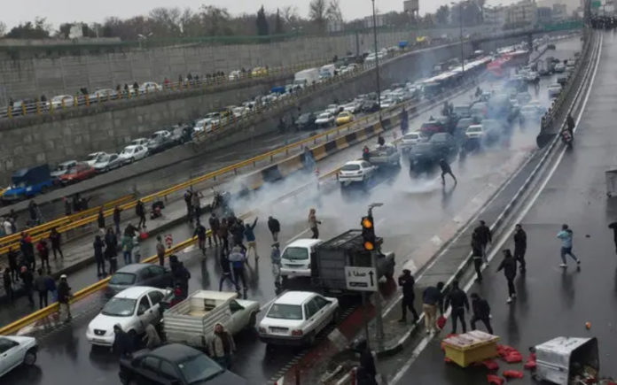 Protests Will Leave Iran Regime Weaker