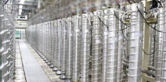 Iran enrich Uranium