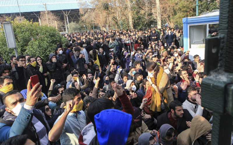 Iranian People Continue to Strike, Protest and Demonstrate Against the Regime