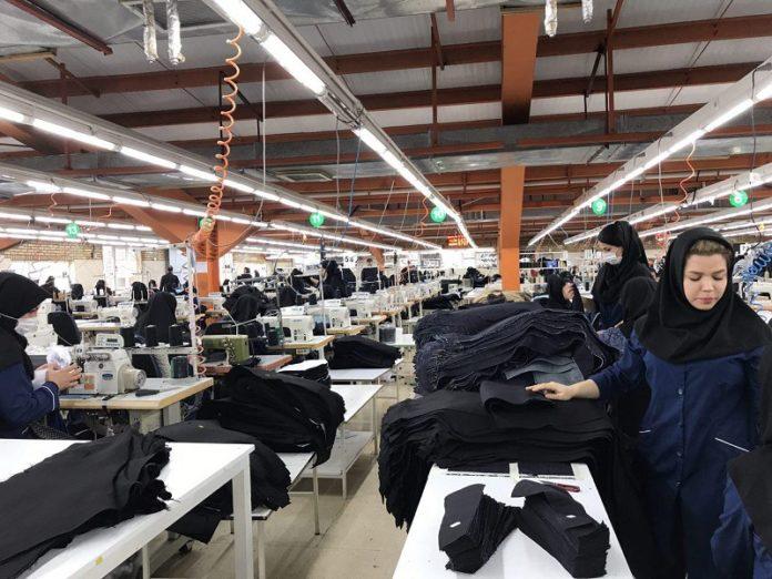 Iranian women labor