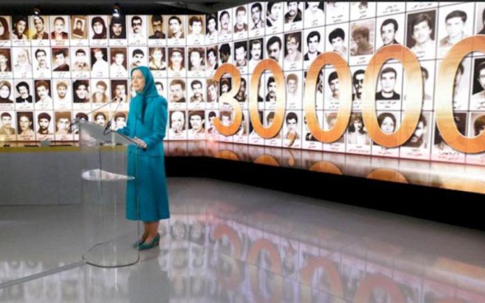 Maryam Rajavi Urges Action on 1988 Iran Massacre