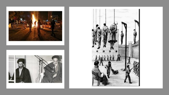 Iran: In 1988, a staggering 30,000 political prisoners were killed in the space of just a few months.