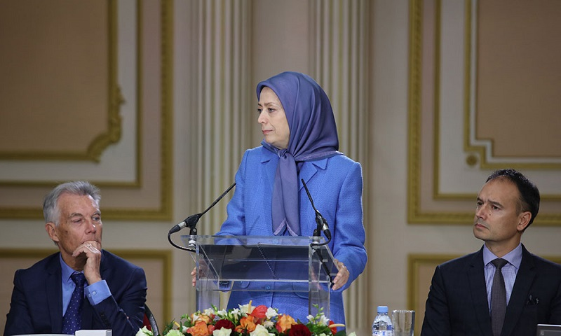 Maryam Rajavi Urges Action on 1988 Iran Massacre of the MEK