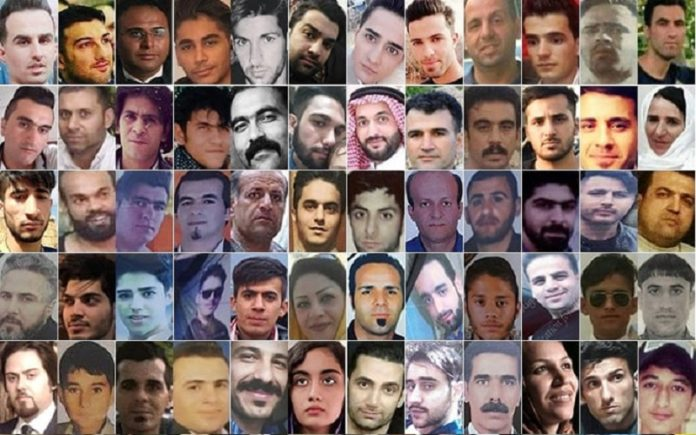 The main Iranian opposition group (PMOI/MEK) announced on Dec. 15 that the number of murdered protesters during the nationwide Iran protests has surpassed 1,500.