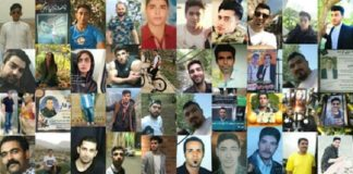 Pictures of some martyrs of the nationwide Iran protests in November 2019, Maryam Rajavi: Shocking crime undoubtedly one of the most horrific crimes of 21st century