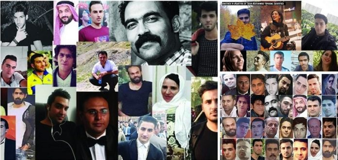Iran 2019 November uprising: Iranian Youth fallen for freedom