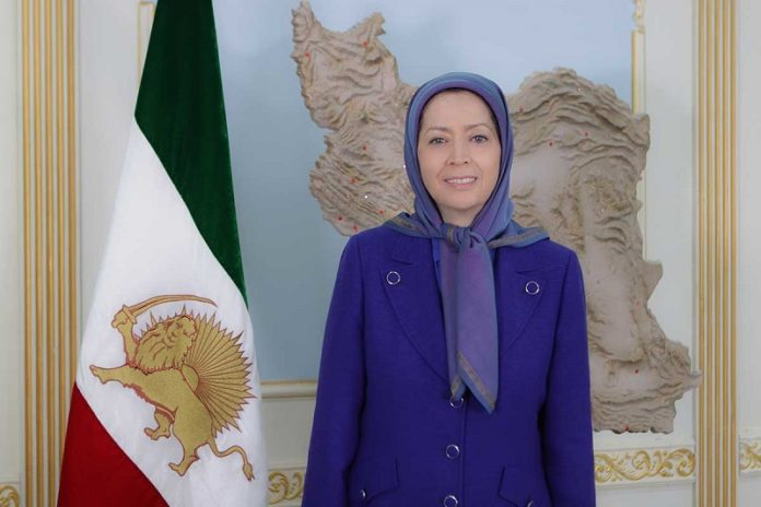 Maryam Rajavi President-elect of the National Council of Resistance of Iran