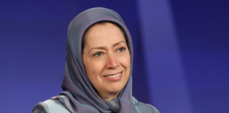 Mrs. Rajavi urges the Security Council to act to stop increasing rights abuses and continuous crimes against humanity by mullahs' regime