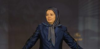 Maryam Rajavi: This is an uprising to end the mullahs' wars, crimes, and terrorism in the Middle East and the world. This is an uprising to achieve progress, well-being, and justice