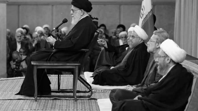 Iran Regime's Internal Feud and Fear of Overthrow
