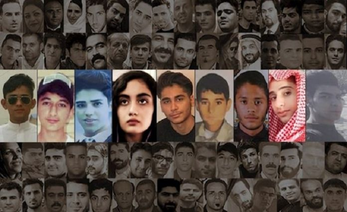 Iranian regime kills children in the latest uprising in November 2019. The world must condemn such brutality and support the Iranian people.