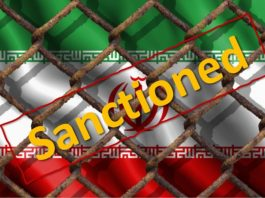 The United States announced new sanctions on Wednesday targeting the Iranian regime's Revolutionary Guards (IRGC) Quds Force Weapon Smuggling Network and Mahan Air General Sales Agents