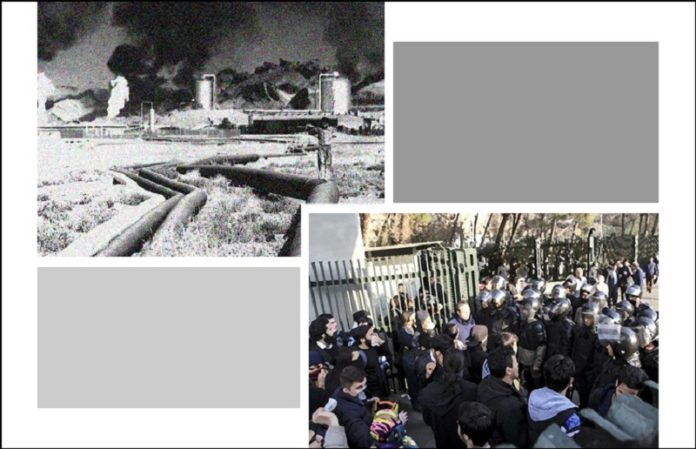 Students, workers, nurses protest in several Iranian cities