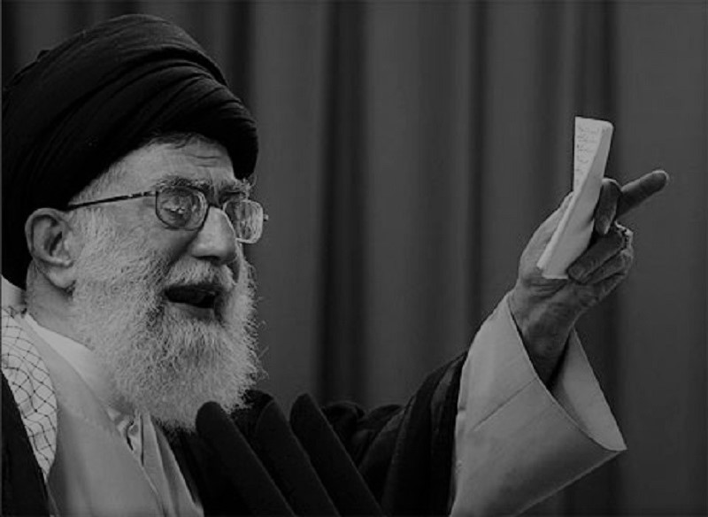 """More than anyone else, Khamenei has understood that his time is up, and the people of Iran no longer want his regime. This was evident in the """"Down with Khamenei"""" slogans that echoed in every corner of Iran"""