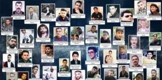 Fearing the consequences of its crimes against humanity, the Iranian regime, however, continues to resist domestic and international calls to announce the actual number of martyrs, injured, and detained protesters, and is hiding the extent of the killings.