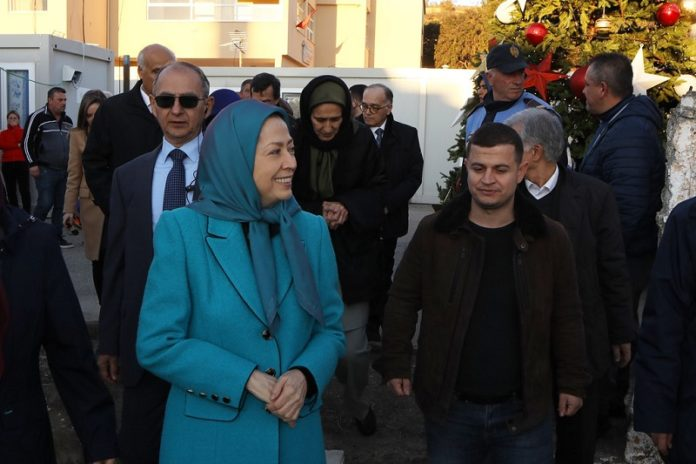 "Maryam Rajavi: ""It is possible to build a new world based on emancipation, unity, and freedom. The resistance units and rebellious youths in Iran have risen up to achieve this goal."""