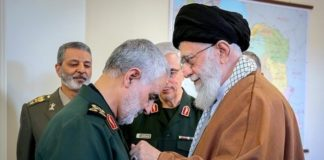 After Soleimani death, Ali Khamenei has lost his right-hand for both internal suppression and foreign aggression