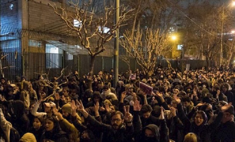 """Rebellion and the Regime's Fear of the Breaking """"Security Tower"""" in Iran"""