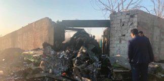 Ukrainian Boeing 737 passenger plane crashes in Iran shortly after take-off, killing 176 people