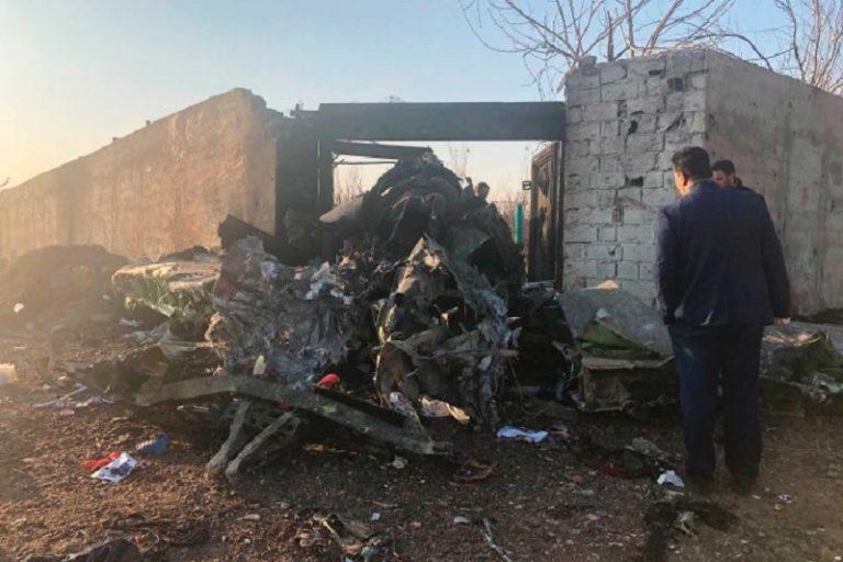 Maryam Rajavi Sends Condolences Over Iran Plane Crash