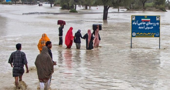 It has been almost two weeks that floods have stricken the deprived province of Sistan and Baluchestan, southeast Iran, with an estimated damage of over one billion dollars.