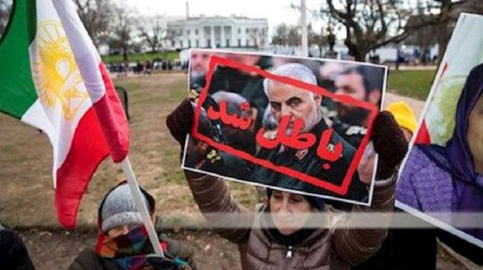 Iranians and others across the globe are celebrating the killing of the Quds Force chief Qasem Soleimani on January 3 following a U.S. airstrike in Baghdad, Iraq.