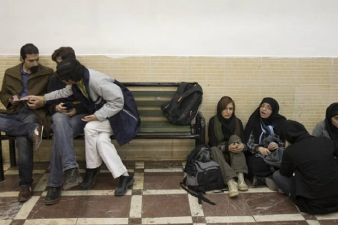 The jobless rate is particularly high among the women and youth of Iran. Regime's authorities are calling unemployment a national threat and one of the country's most pressing priorities.