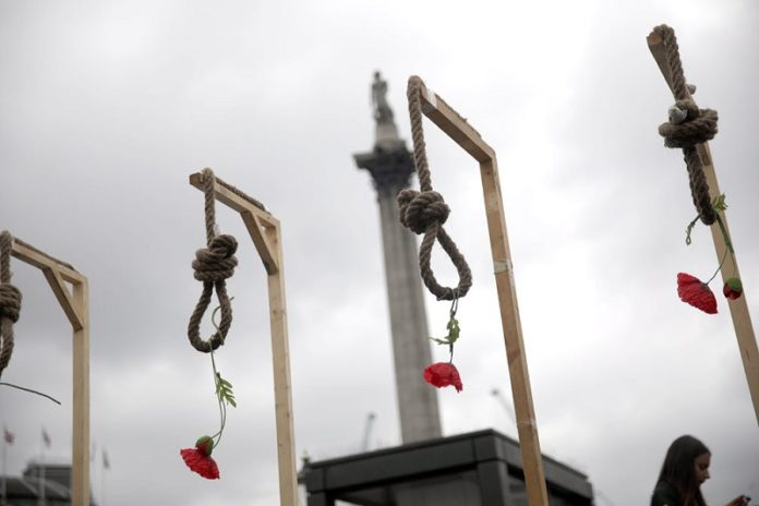 The 1988 executions of Iranian political prisoners were a series of state-sponsored execution of political prisoners across Iran, starting on 19 July 1988 and lasting for approximately five months. The majority of those killed were supporters of the People's Mujahedin of Iran.