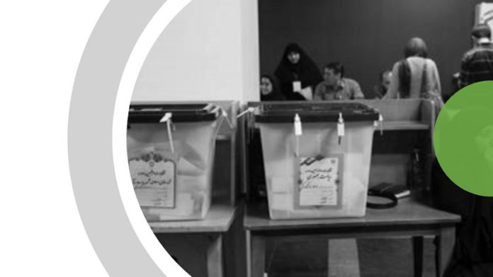 The people of Iran are refusing to vote in the current elections as a way of protesting against the dishonest regime.