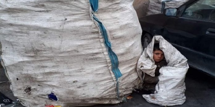 Instead of going to schools, children in Iran have fallen victims to injustice
