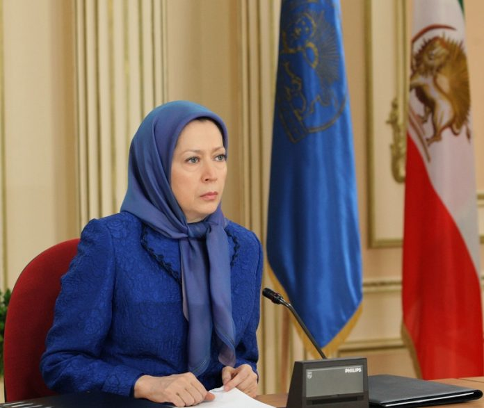 """Maryam Rajavi: """"In our view, the ballot box is the only criterion for legitimacy. Accordingly, we seek a republic based on universal suffrage."""""""