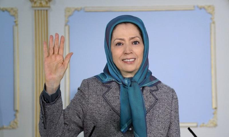 Mrs. Rajavi addressed these rallies via video messages.