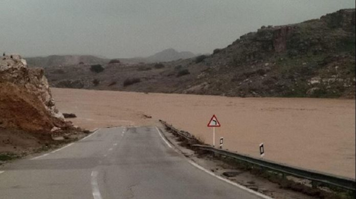 While many people in Iran suffer from floods' consequences, the regime is just watching