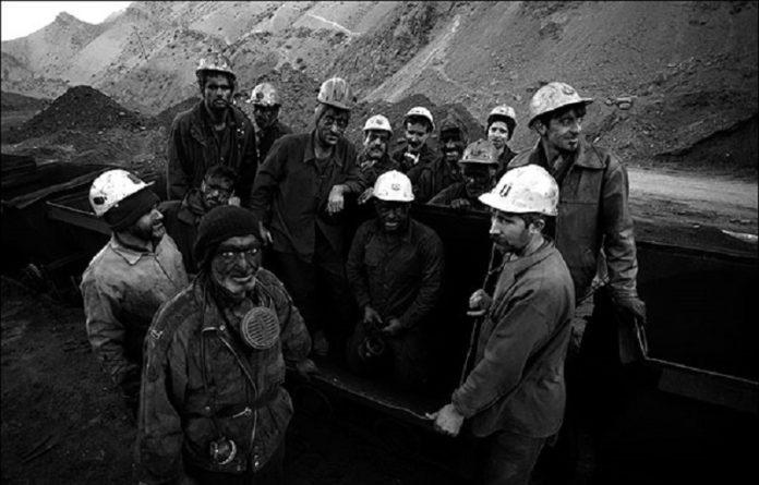 The Coal Miners of Zarand - Iran