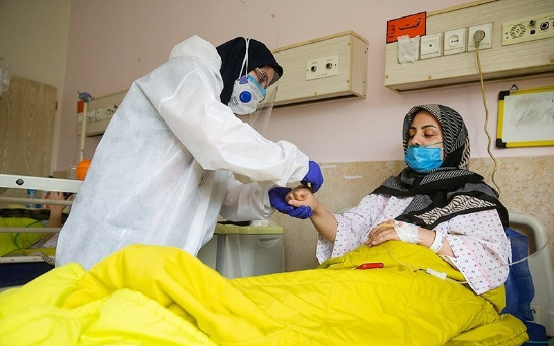 Citizens in Baneh, western Iran, suffer from dire conditions about the coronavirus outbreak