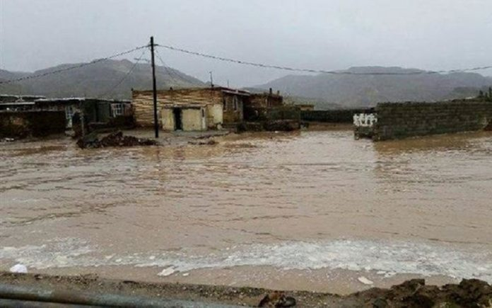 Due to the Iranian regime's terrible crisis management, seasonal rainfall resulted in horrible floods and many damages and casualties in the country's southern provinces