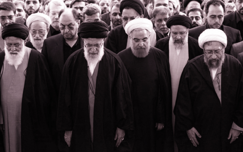 The Iranian regime is known by lies