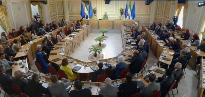 The NCRI serves as the Parliament of the Iranian Resistance.