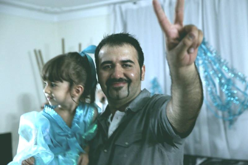 Soheil Arabi born 21 August 1985, is an Iranian blogger who was sentenced to death in Iran in 2013