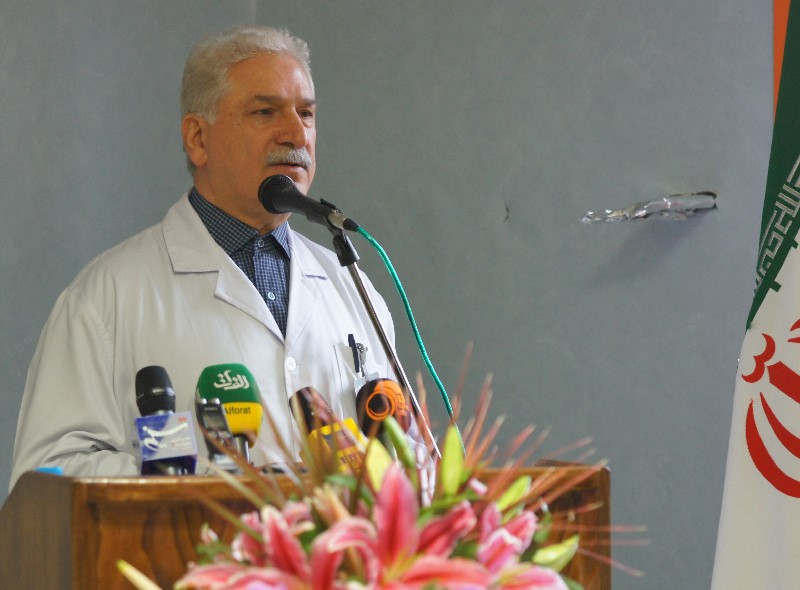 Dr. Mohammad Reza Masjedi warns of more coronavirus deaths in Iran after lifting restrictions