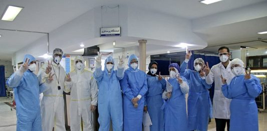 Simultaneous with the outbreak of the coronavirus, the Iranian regime conceals the real figure of those infected and dead, lays off nurses, and resumes economic activities, which paves the way for a greater death toll