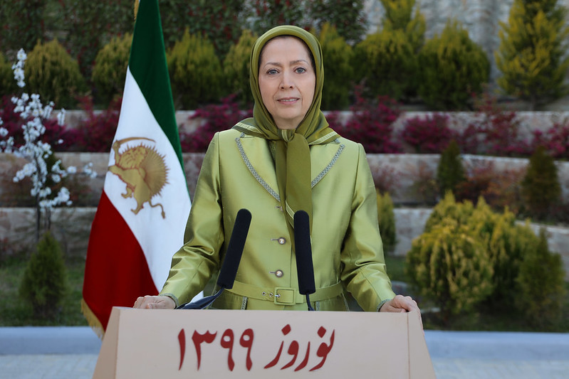 Maryam Rajavi: Medical facilities, financial resources of IRGC and Khamenei's Office must be made available to the destitute