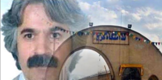 Iranian labor activist Mehdi Farahi Shandiz sent a message on the International Workers' Day urging Iranian workers to struggle against oppression