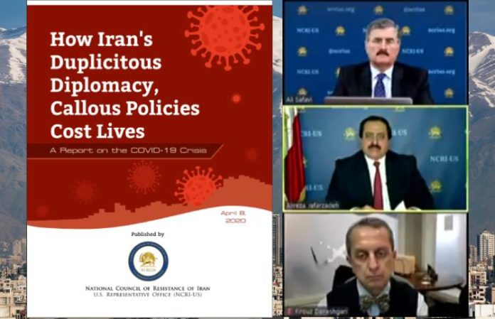 "The NCRI-U.S. representative reveals ""How Iran's Duplicitous Diplomacy, Callous Policies Cost Lives"""